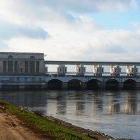 Углическая  ГЭС... :: Galina Leskova
