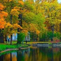 Осенний Пушкин :: Алёна Палий