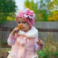 Маленькая леди :: Евгения Беркина