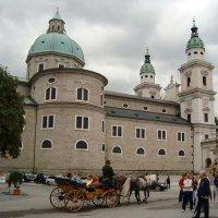 суровая величественность храма :: Olga