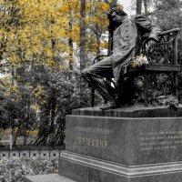 Пушкину... :: tipchik