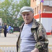 Строгий  дед ! :: A. SMIRNOV