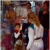 Космический знайка в Мемориальном музее космоса :: Кай-8 (Ярослав) Забелин