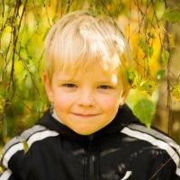 Осенний Миша. :: Инта
