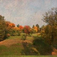 Осень в Царицыно. :: lady-viola2014 -