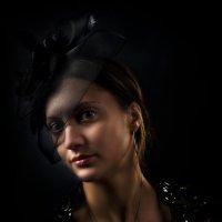 Портрет дамы в тёмном... :: Андрей Войцехов