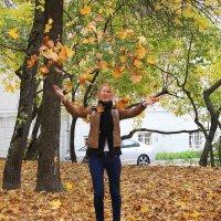 А вы так можете жонглировать, как я ? :: Tatiana Markova