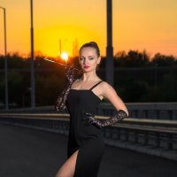 Актриса :: Aleksey Pshenichnuy