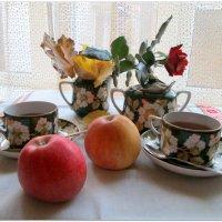 Осень,утренний чай... :: Тамара (st.tamara)