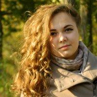золотая осень :: Анастасия Черникова