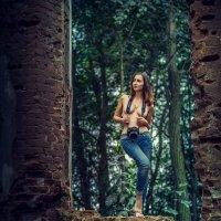 Фотограф за работой.. :) :: Vitaly Shokhan