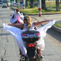 Проект журнала космо Сбежавшие невесты :: Инна Кислинская