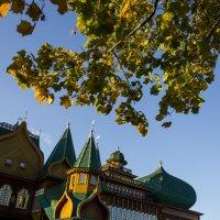 Дворец царя Алексея Михайловича :: Константин Сафронов