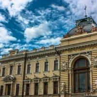Здание Санкт-Петербургского общества взаимного кредита :: Игорь Вишняков