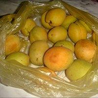 Любимые абрикосы :: Нина Корешкова