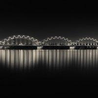 Ночной пейзаж :: Эрнест Батурин