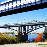 Три моста в Новосибирске. :: Мила Бовкун