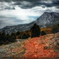 горный маршрут :: Sergey Bagach
