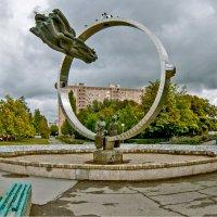 Памятник Высоцкому :: Ольга Маркова