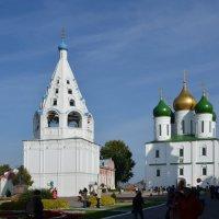 Путешествие в Коломну. :: Oleg4618 Шутченко
