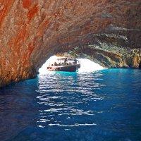 """К тайнам """"Голубой пещеры""""... :: Александр Бойко"""
