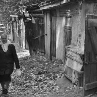 ...закоулочки... :: Ольга Нарышкова