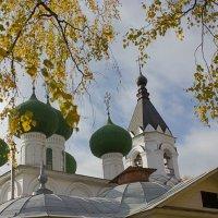 Купола :: Зинаида Молчанова