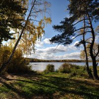 озеро Большое :: Виктор Берёзкин