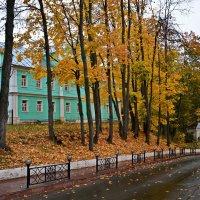 осень в Звенигороде :: Александр С.