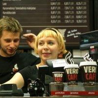 Кофе на вынос :: Виктор (victor-afinsky)