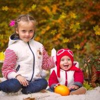 Золотая осень :: Елена Инютина