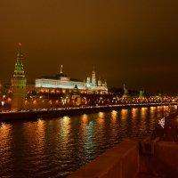 Вечерний кремль :: Владимир Вышегородцев