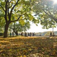 Осень на Валу :: Александр Крупский