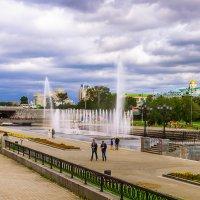 Плотинка :: Михаил Васильев