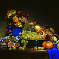 Разлуку с летом осень подсластила... :: Валентина Колова