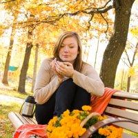 Осень...зябко...тоскливо... :: Инта