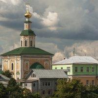 Серия - город Владимир :: Борис Гольдберг