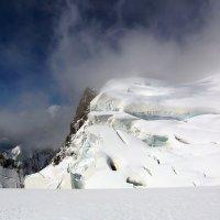 Ледник Менсу :: Михаил Баевский