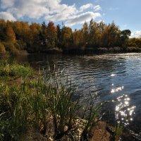 озеро Большое 2 :: Виктор Берёзкин