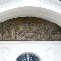 Фрагмент фасада южной стены Димитриевского собора :: Galina Leskova