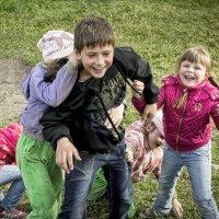 Ребяяятааа - это успех!))) :: Александр Абакумов