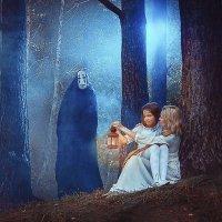 сон про  призрака :: Ольга Чиж