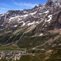The Alps 2014 Italy Cervinia 1 :: Arturs Ancans