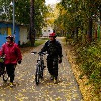 Всю жизнь на велосипеде :: Вячеслав Балабанов