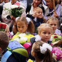 Анатолий Цымбалюк - 1 сентября в школе 1279