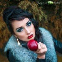 Яблочное настроение :: Кристина Волкова(Загальцева)