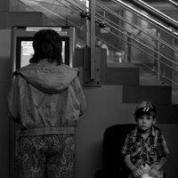 Павел Скаев - Ожидание :: Фотоконкурс Epson