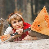 Балалайка три струна..... :: Елена Семёнова