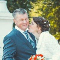 Свадьба Сергея и Снежаны :: Евгения Кудухова