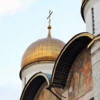 купола Кремля :: Yulia Sherstyuk